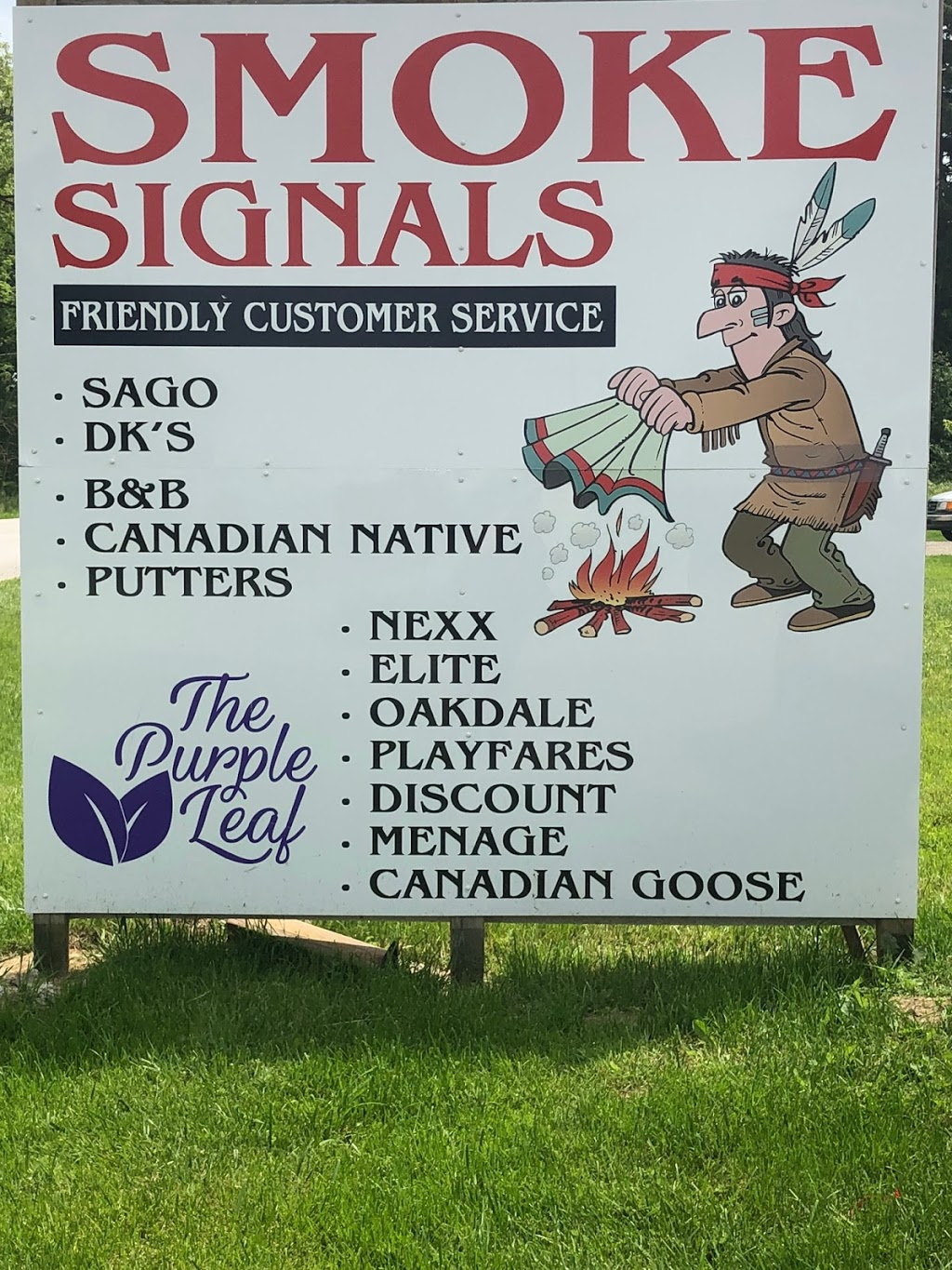 The Purple Leaf | store | 6355 Carriage Rd, Southwold, ON N0L 2G0, Canada | 5197779498 OR +1 519-777-9498