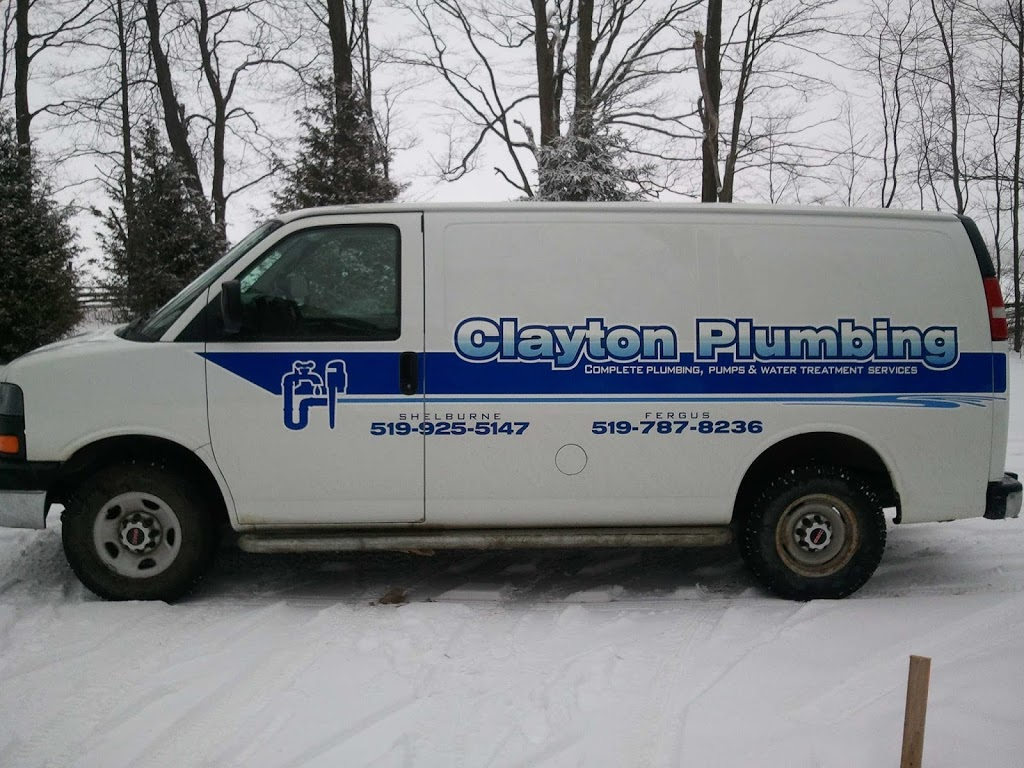 Clayton Plumbing Pumps & Water Softeners | home goods store | 113 Birch Grove, Shelburne, ON L9V 2W3, Canada | 5199255147 OR +1 519-925-5147