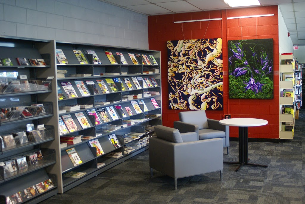 Waterloo Public Library - McCormick Branch | library | 500 Parkside Dr, Waterloo, ON N2L 5J4, Canada | 5198861310 OR +1 519-886-1310