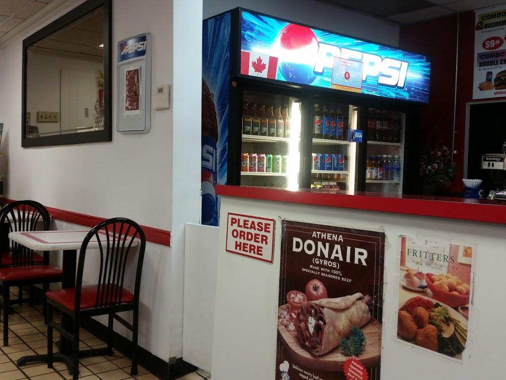 Burger Baron | restaurant | 12425 118 Ave NW, Edmonton, AB T5L 2K3, Canada | 7804141539 OR +1 780-414-1539