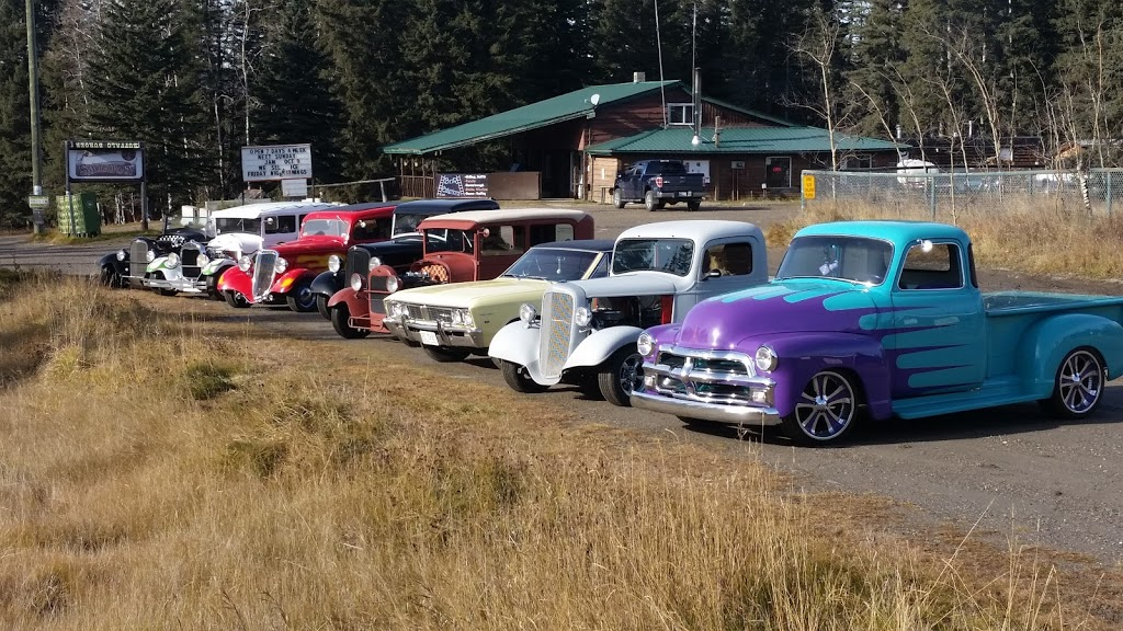 Bearberry Saloon | point of interest | AB-584, James River Bridge, AB T0M 1C0, Canada | 4036389851 OR +1 403-638-9851