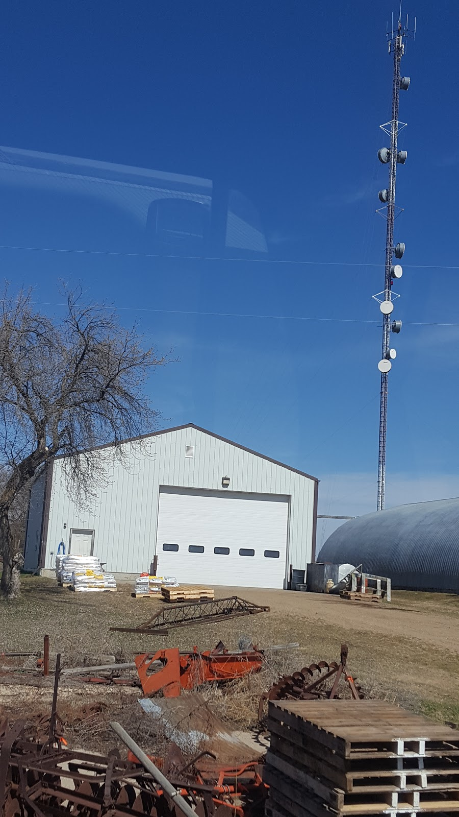 Tower Farms Ltd. | point of interest | Township Rd 600, Warspite, AB T0A 3N0, Canada | 7806566333 OR +1 780-656-6333