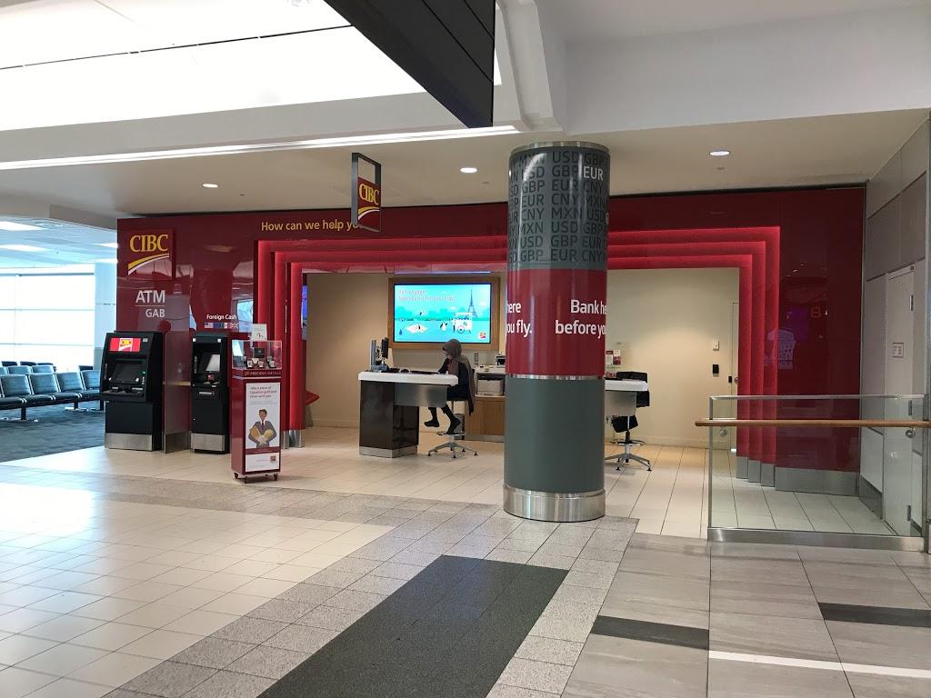CIBC Branch - Bank | Toronto Pearson Airport, Terminal 3