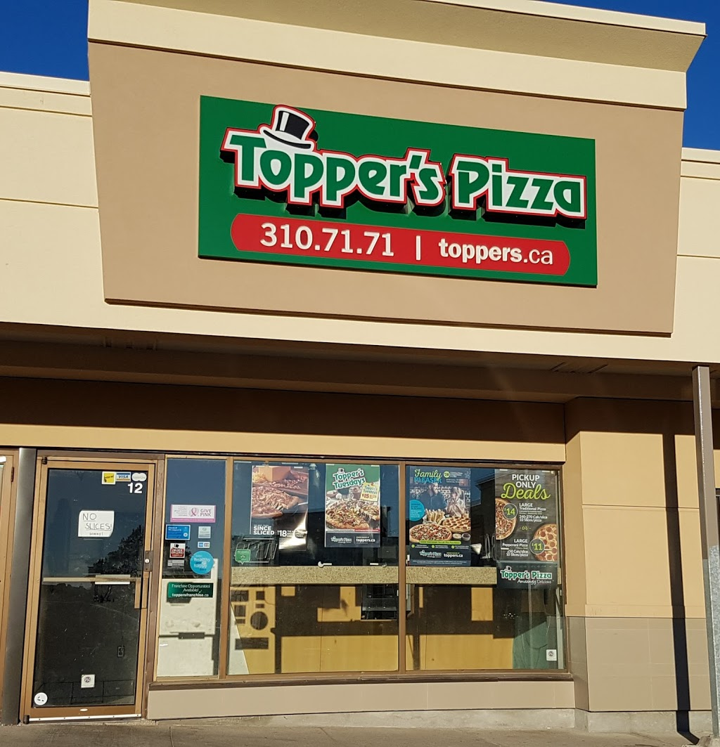 Toppers Pizza - Kitchener | meal delivery | 324 Highland Rd W, Kitchener, ON N2M 5G2, Canada | 8664546644 OR +1 866-454-6644