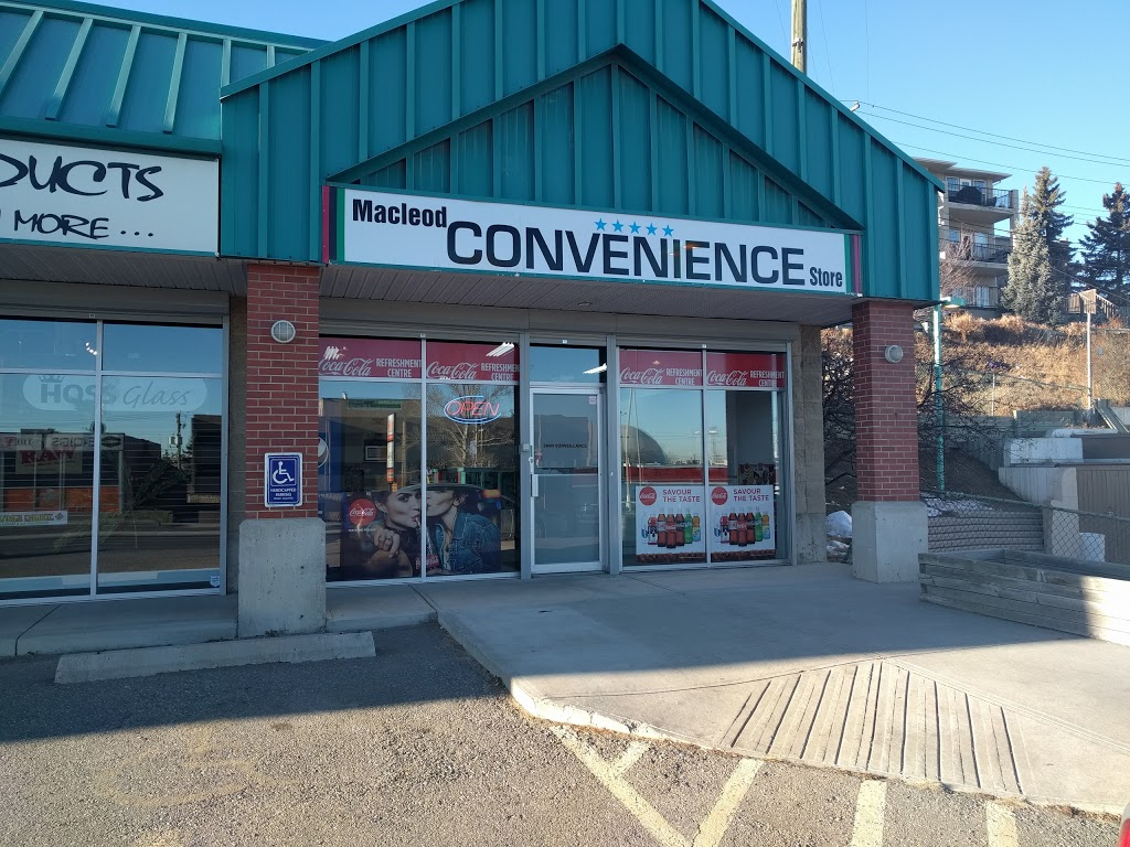 Macleod Convenience Store   convenience store   4819 Macleod Trail, Calgary, AB T2G 0A7, Canada   4038023776 OR +1 403-802-3776