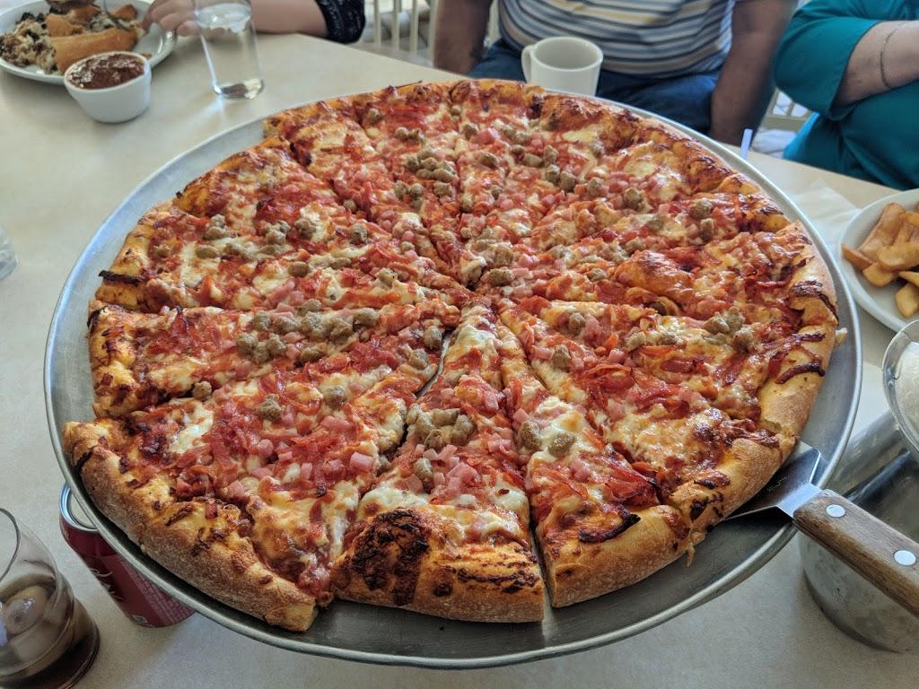 Romas Pizza House & Restaurant   restaurant   221 Front Rd, LaSalle, ON N9J 1Z6, Canada   5199789800 OR +1 519-978-9800