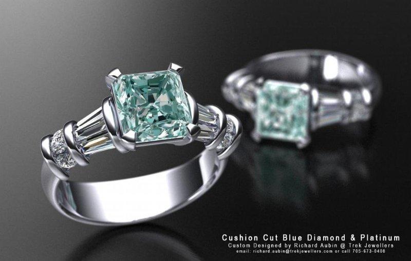 Custom Jewellery Designs by Richard Aubin | jewelry store | 1-594 Lasalle Blvd, Sudbury, ON P3A 1W9, Canada | 7056628210 OR +1 705-662-8210