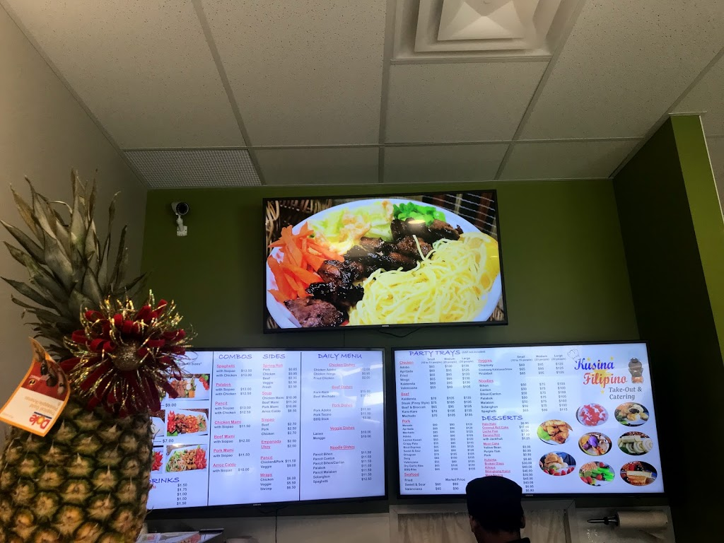 Kusina Filipino Take Out & Catering   restaurant   12329 97 St NW, Edmonton, AB T5G 1Z5, Canada   7807528777 OR +1 780-752-8777