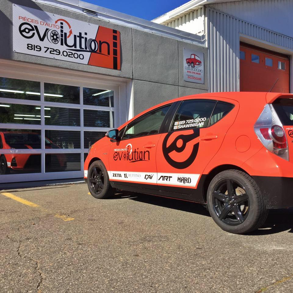 ÉVOLUTION PIÈCES DAUTO | car repair | 370 207e Rue, Saint-Georges, QC G9T 0A1, Canada | 8197290200 OR +1 819-729-0200
