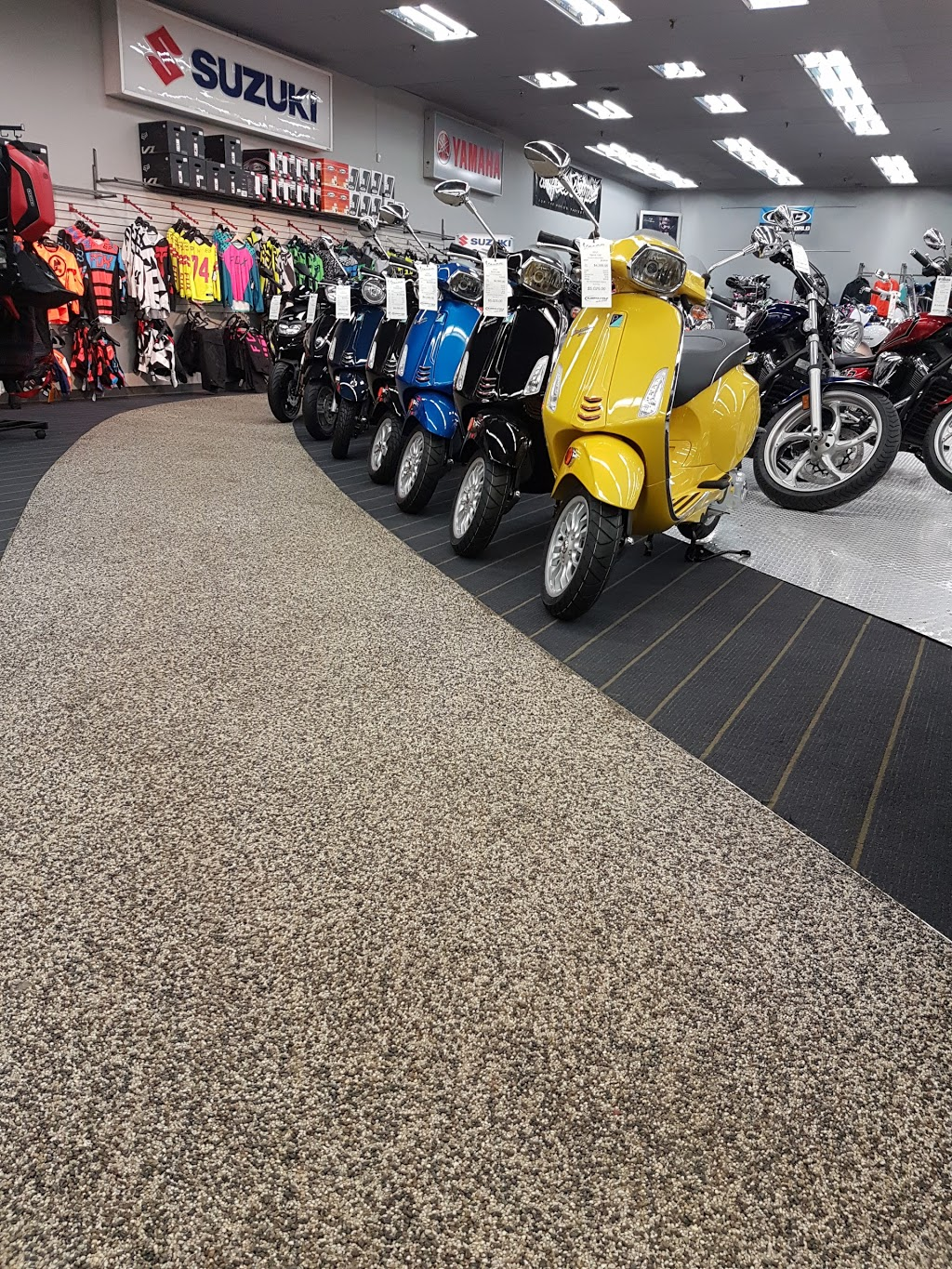 Alberta Cycle Motorsports | store | 12505 97 St NW, Edmonton, AB T5G 1Z8, Canada | 7804773525 OR +1 780-477-3525