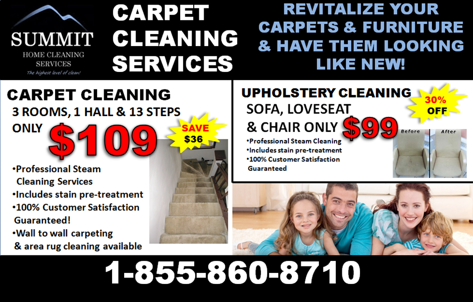 Summit Home Cleaning Services | laundry | 600 Nebo Rd Unit 2, Hannon, ON L0R 1P0, Canada | 8558608710 OR +1 855-860-8710