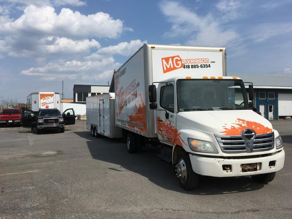 MG Livraison | moving company | 101, 580 Rue Adanac, Québec, QC G1C 7B6, Canada | 4188056354 OR +1 418-805-6354