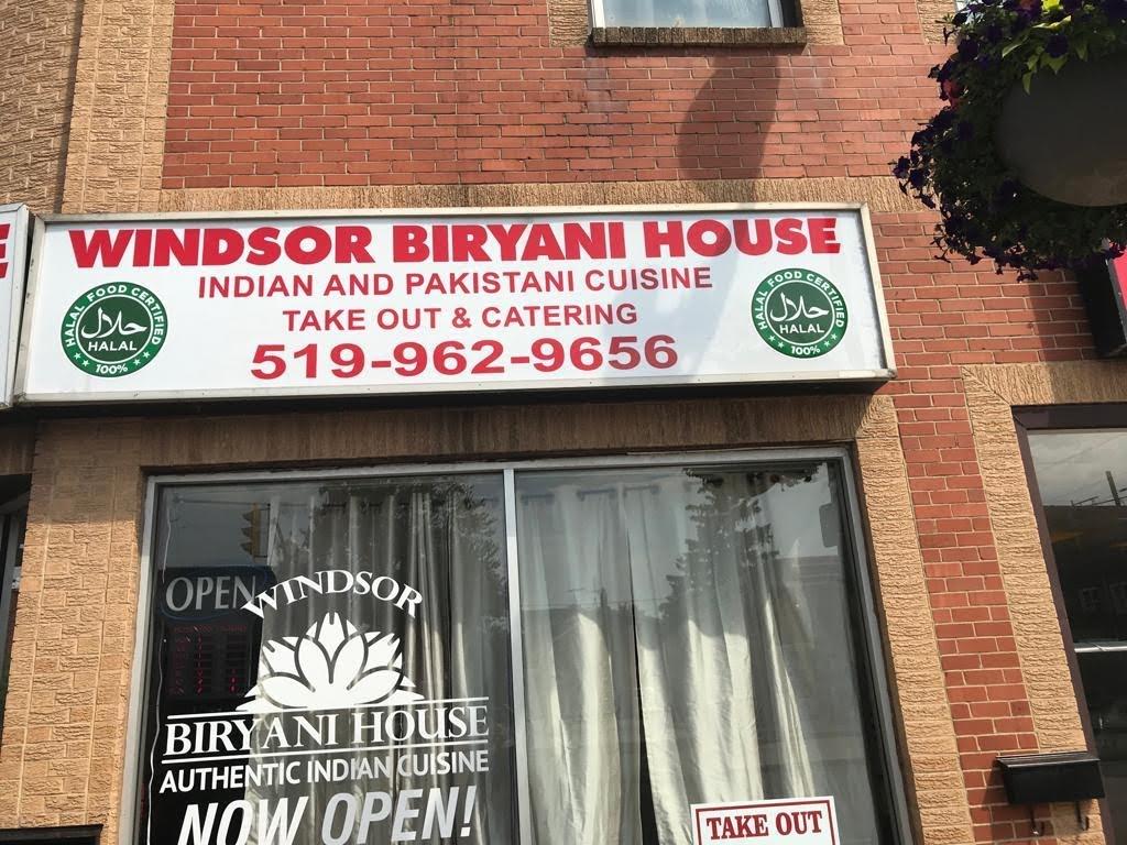 Windsor Biryani House | restaurant | 900 Ottawa St, Windsor, ON N8X 2E1, Canada | 5199629656 OR +1 519-962-9656