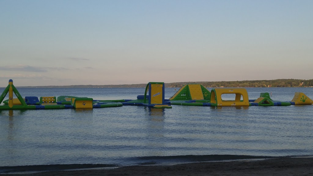 Splashon Wibit Water Park Barrie | amusement park | 55 Lakeshore Dr, Barrie, ON L4N 6E9, Canada