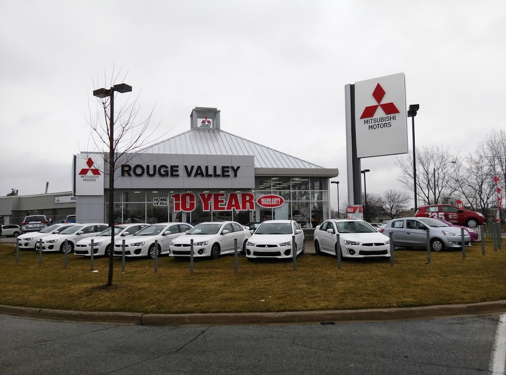 Rouge Valley Mitsubishi | car dealer | 11 Auto Mall Dr, Scarborough, ON M1B 5N5, Canada | 4162872886 OR +1 416-287-2886
