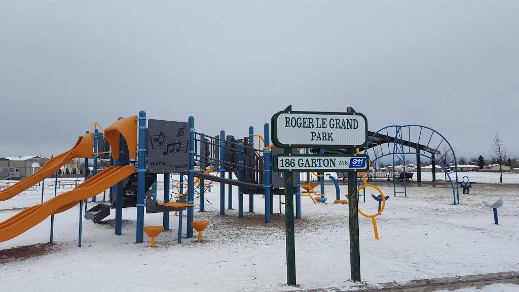 Roger Le Grand Park | park | 186 Garton Ave, Winnipeg, MB R2R 2R7, Canada