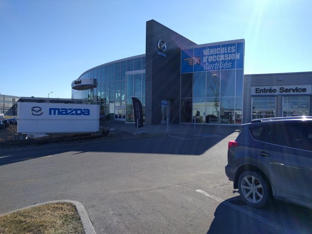 Mazda Chatel | car dealer | 205 Rue Étienne Dubreuil, Québec, QC G1M 4A6, Canada | 4186274601 OR +1 418-627-4601