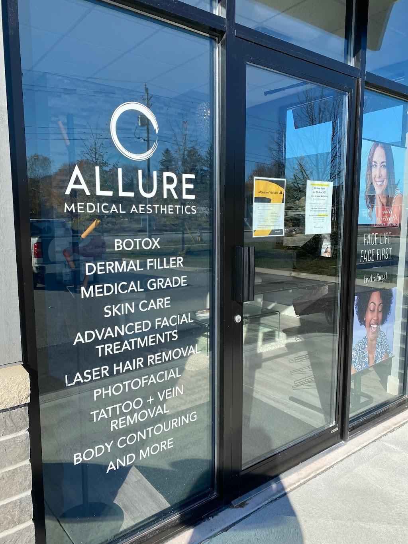 Allure Medical Aesthetics   health   197 Albert St S Unit 4, Southampton, ON N0H 2L0, Canada   5194833400 OR +1 519-483-3400