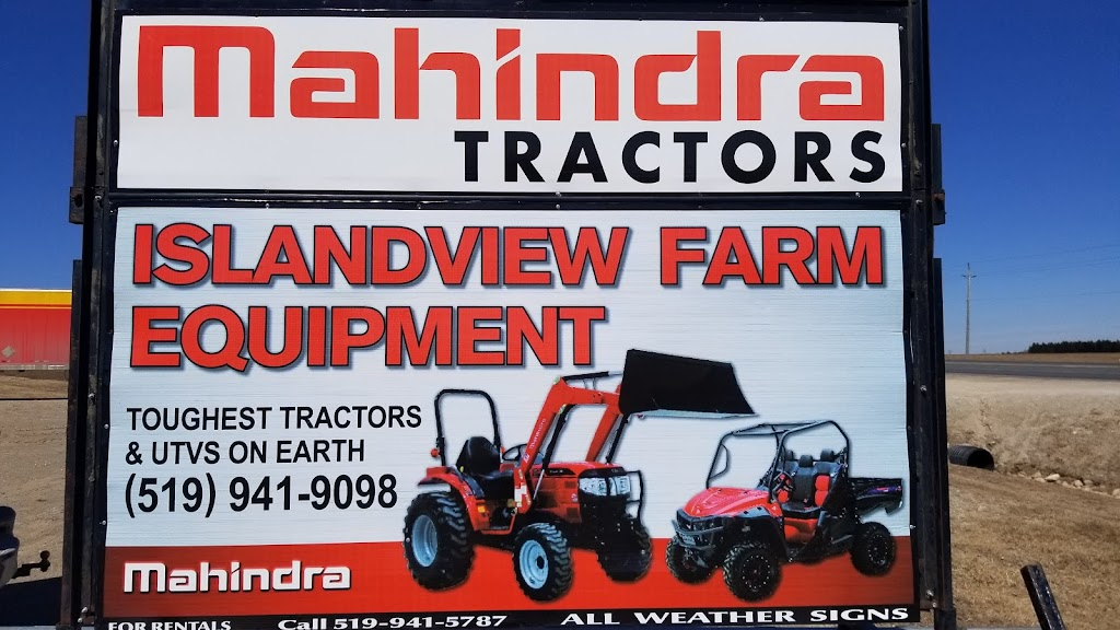 Islandview Farm Equipment   point of interest   633520 Highway #10, Mono, ON L9W 5P3, Canada   5199419098 OR +1 519-941-9098