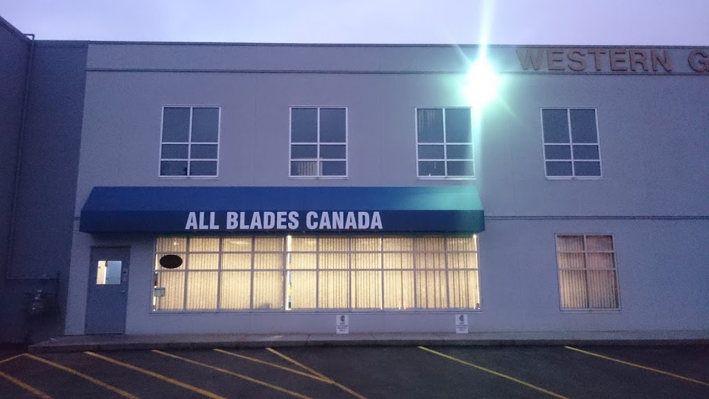 All Blades Canada Inc   store   4960 13 St SE, Calgary, AB T2G 5M9, Canada   4032525885 OR +1 403-252-5885