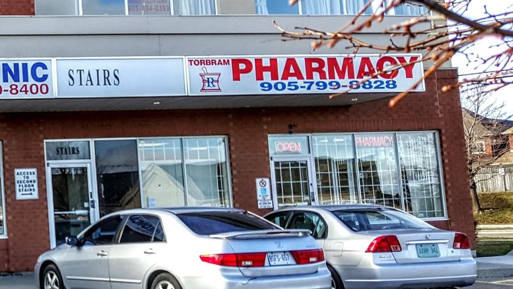Torbram Pharmacy   health   1090 Peter Robertson Blvd, Brampton, ON L6R 3B3, Canada   9057998888 OR +1 905-799-8888