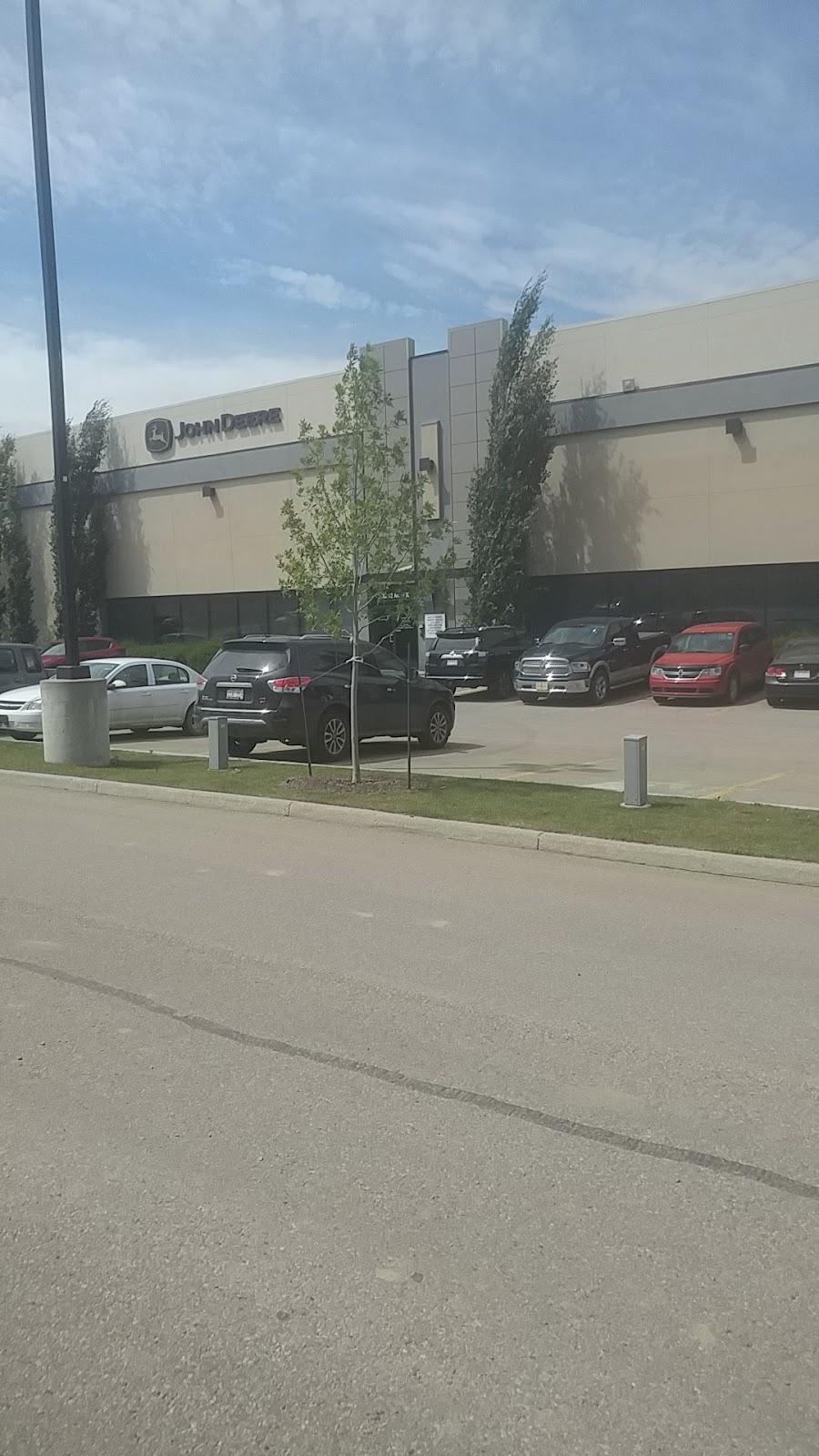 John Deere Regional Distribution Centre   storage   9832 12 Ave SW, Edmonton, AB T6X 0J5, Canada
