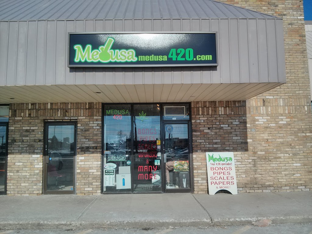 Medusa 420 | store | 900 Oxford St E #16, London, ON N5Y 5A1, Canada | 5194554600 OR +1 519-455-4600