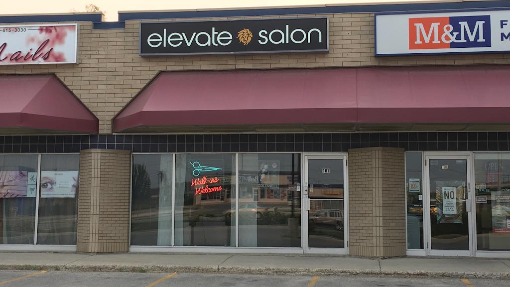 Elevate Salon | hair care | 107 - 2800 Pembina Hwy, Winnipeg, MB R3T 5P3, Canada | 2042613011 OR +1 204-261-3011