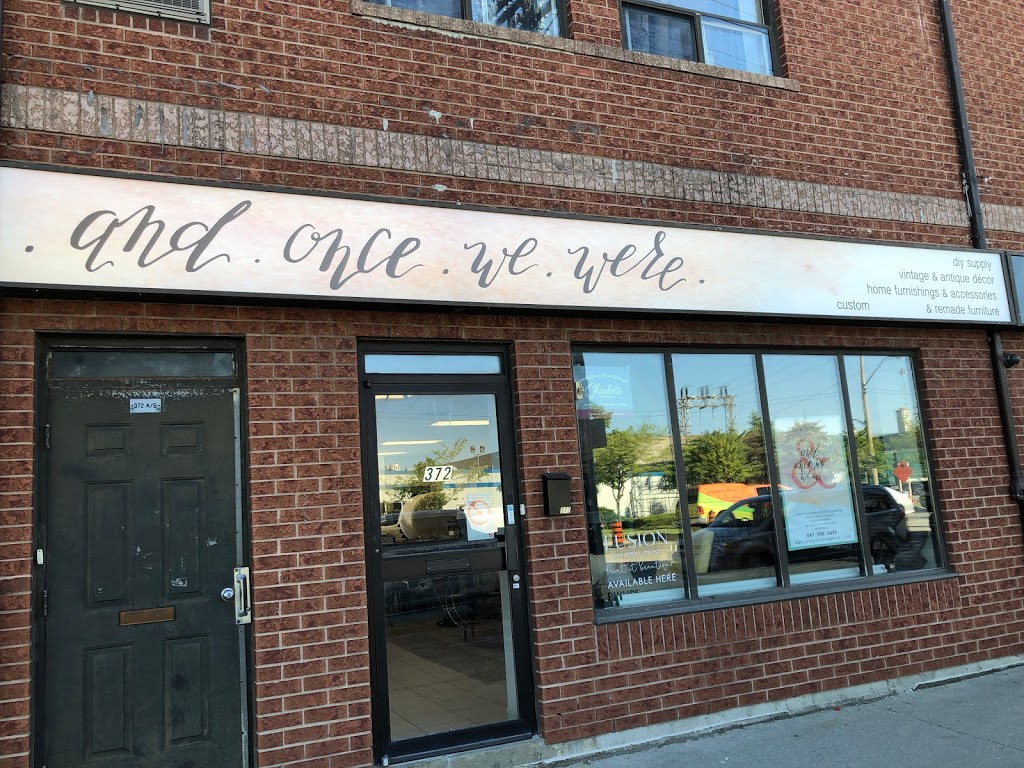 and once we were | furniture store | 372 Browns Line, Etobicoke, ON M8W 3T7, Canada | 6479488499 OR +1 647-948-8499