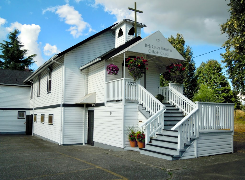 Holy Cross Ukrainian Catholic Church | church | 13753 108 Ave, Surrey, BC V3T 3K5, Canada | 6045844421 OR +1 604-584-4421